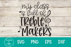 Treble Makers SVG Product Image 1