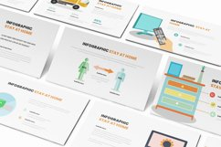 Stay At Home Infographic Powerpoint Product Image 3