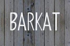Barkat Calligraphy Font Product Image 1