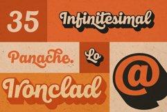 Roshelyn Typeface Product Image 6