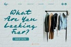 Web Font Binnie Bannie Font Product Image 5