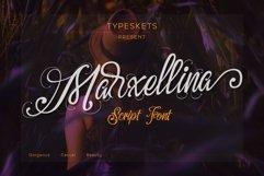 Marxellina Script Product Image 1