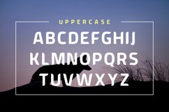 American Fox Font Product Image 3