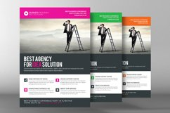 Business Analyst Flyer Template Product Image 2