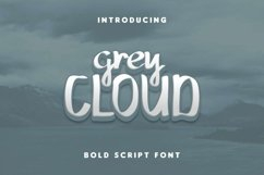 Grey Cloud Product Image 1