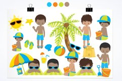 Beach Party  graphics and illustrations Product Image 2