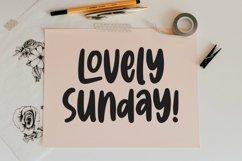 Web Font Loretta - Handrawn Font Product Image 2