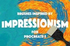 Procreate Impressionism Brushes Product Image 1