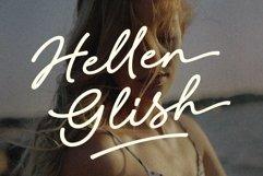 Blues Malone / Monoline Signature Font Product Image 3
