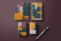 Old school geometry pattern collection Product Image 4