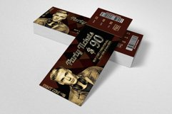 Musical Band Concert Tickets Product Image 2