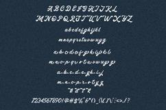 Haglos - Bold Script Font Product Image 8