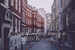 South Holland Signature font Product Image 12