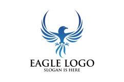 Eagle logo, Flying Logo Illustation Product Image 1