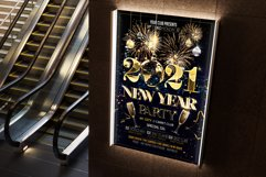 New Year Flyer Product Image 2