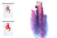 15 Wall Art Photoshop Actions Bundle Product Image 8