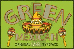 Green Mexican Product Image 3