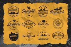 The Kingdrops - Font Duo & Logos Product Image 3