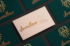 Bartolome - Bold Font Product Image 2