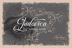 ludovica - A Modern Calligraphy Font Product Image 1