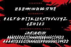 The Rocky Handbrush Typeface Product Image 4