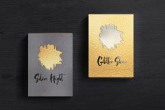 Golden Night script font Product Image 7