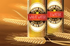 Wheat Water - A Crafty Thin Handwritten Font Product Image 3