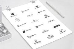 120 Minimal Branding Logo Pack Product Image 2