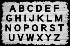 Basic Buffalo Plaid Patterned Font Product Image 3