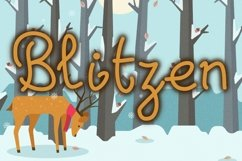 Blitzen  Product Image 1