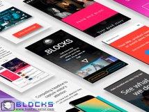 EVO BLOCKS Bootstrap 3 framework Product Image 3