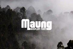 Maung Product Image 1