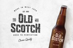 Old Scotch Typeface Product Image 4