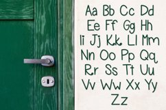 Girl Next Door, A handwritten font Product Image 3