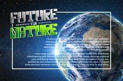 Veristic - Sci Fi Futuristic Font Product Image 6