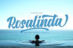 Rosalinda - Bold Script Font Product Image 1