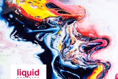 Textures liquid watercolor acrylic marble Product Image 2