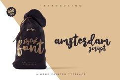 Amsterdam Script Product Image 2