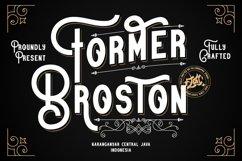 Former Broston Product Image 1