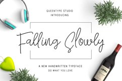 Falling Slowly Product Image 1