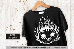 Jack o Lantern Pumpkin SVG Pumpkin face SVG Halloween Svg Cu Product Image 2