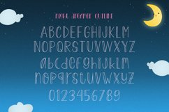 Night Dreamer Font Duo Product Image 5