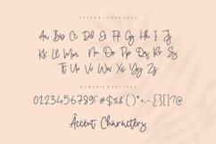 Double Diamond Monoline Handwritten Font Product Image 5