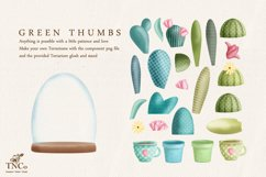 Green Thumbs Gardening Clip Art Product Image 2