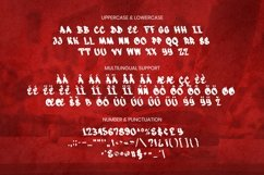 Web Font Goliath Font Product Image 4