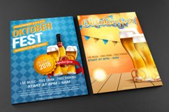 Oktoberfest Flyer Template - Vector Product Image 1
