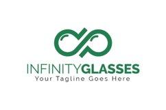 Infinity Glasses Logo Product Image 1