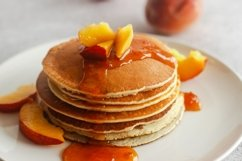 Pancakes with apricot jam Product Image 4