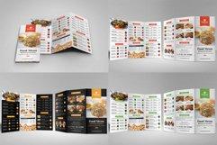 Food Menu Restaurant Brochure Bundle Product Image 6