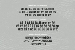 Web Font San Liard Font Product Image 5